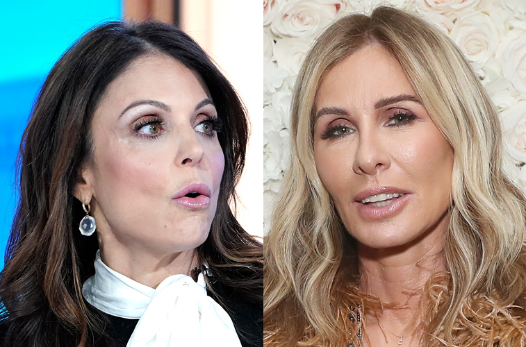 Bethenny Frankel and Carole Radziwill