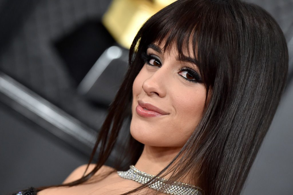 Camila Cabello attends the 62nd Annual GRAMMY Awards on January 26, 2020