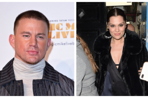 Channing Tatum and Jessie J Are Officially Back On