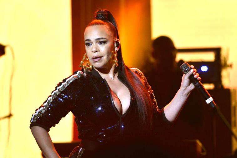Singer Faith Evans