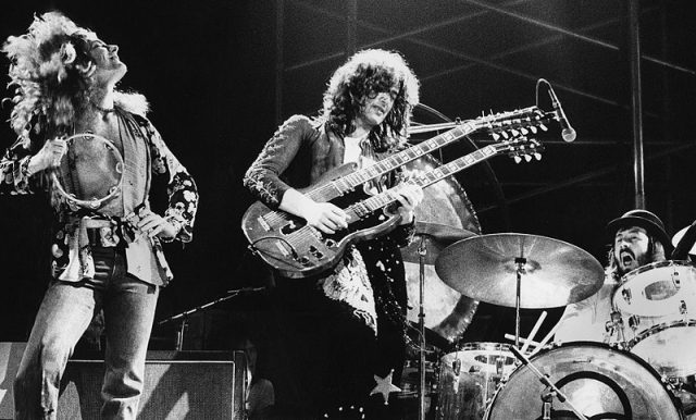 Who Jimmy Page Called the Greatest Guitar Player of All Time