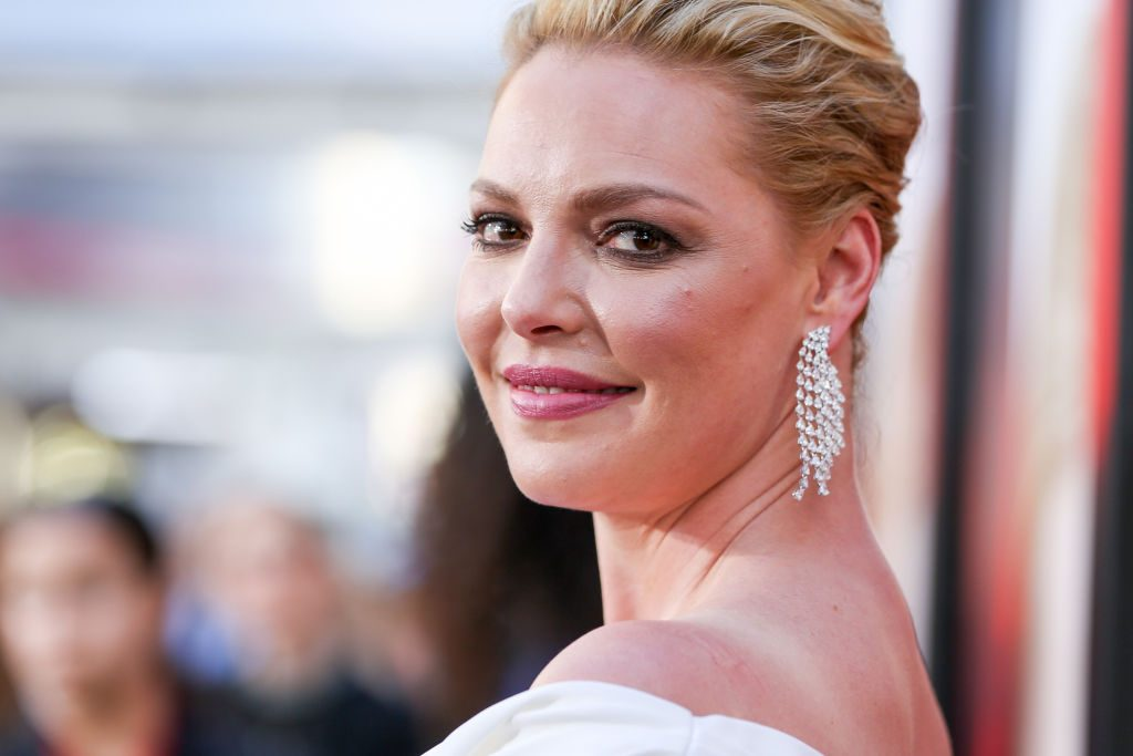"Katherine Heigl attends the premiere of Warner Bros. Pictures' ""Unforgettable."""