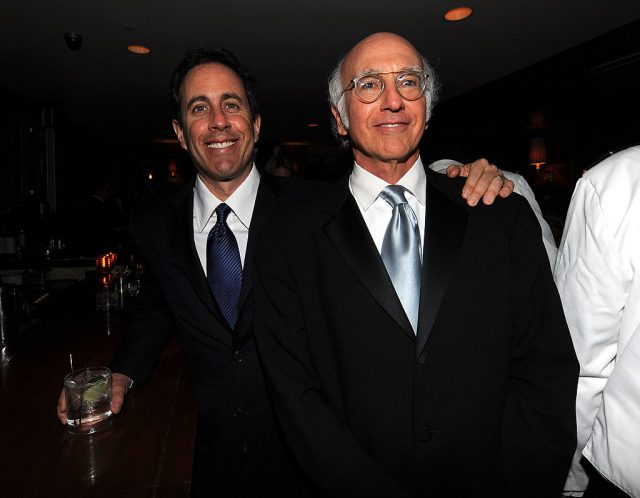 'Seinfeld' Almost Never Aired, Partially Because of Larry David