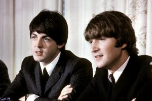 The Paul McCartney Song That Pushed John Lennon to Write His Great 'Hard Day's Night' Tracks