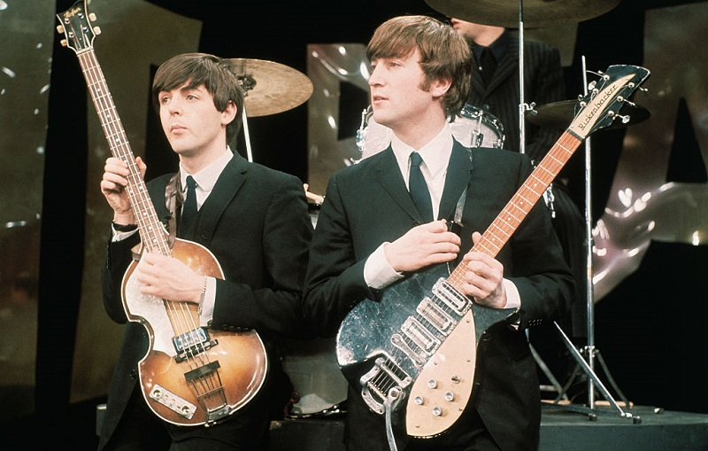 The 1st Beatles Song To Feature A John Lennon Guitar Solo