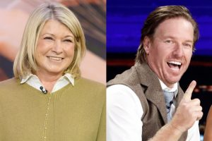 Martha Stewart Blasts Chip Gaines for 'Made up Story' and the 'Fixer Upper' Star Fires Back