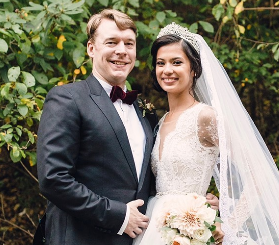 Michael Jessen and Juliana Custodio of 90 Day Fiancé