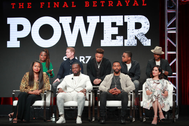 Cast of 'Power'