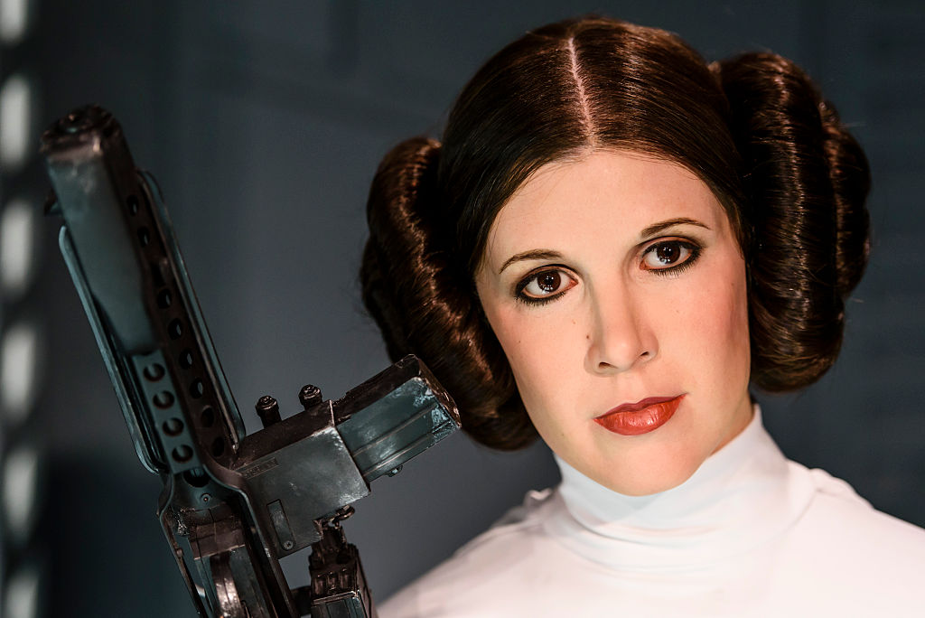 Carrie Fisher Wasn T The Only 1 Who Played Leia In Rise Of Skywalker