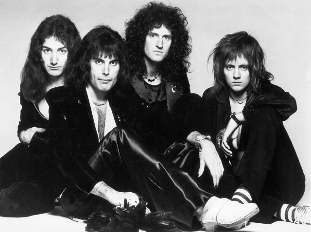 Queen Reacts to Being 1st Band Ever Commemorated on British Money
