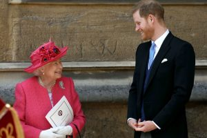 Has Prince Harry and Queen Elizabeth's Relationship Been Damaged Forever by His Royal Exit Announcement?