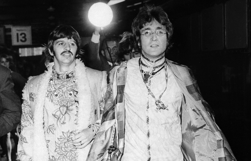 Why Ringo Preferred Playing John Lennon Songs Over Paul Mccartney S In His Beatles Days