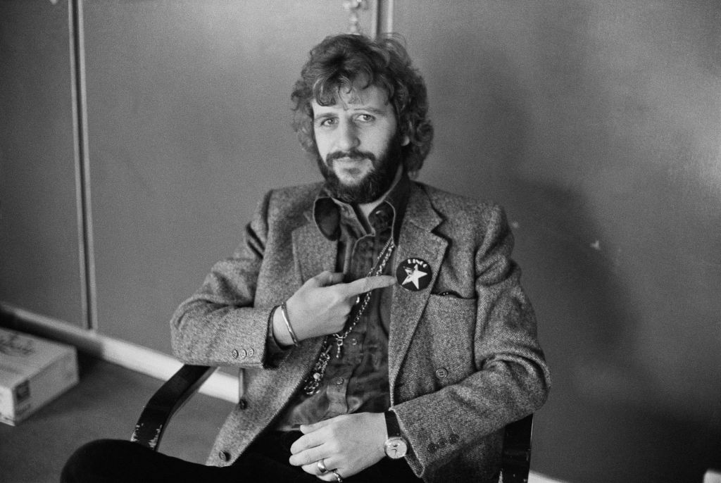 Ringo Starr Tried On His Old Sgt Pepper Outfit Here S What Happened