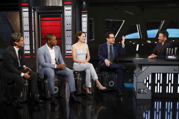 The cast of 'The Rise of Skywalker'