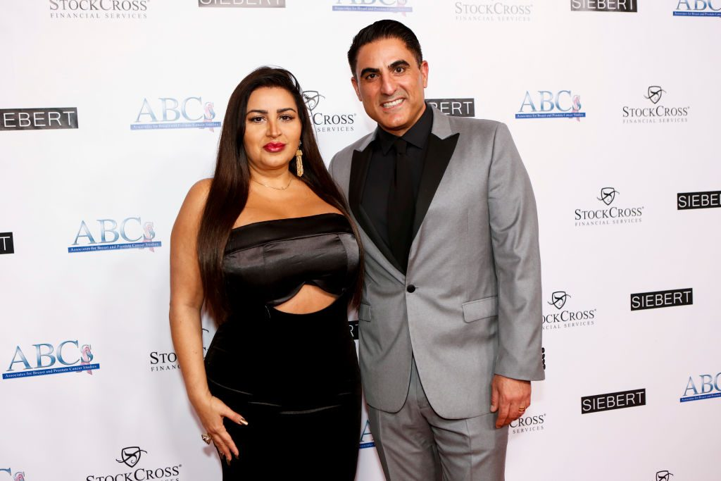 Reza Farahan and MJ Javid of 'Shahs of Sunset'