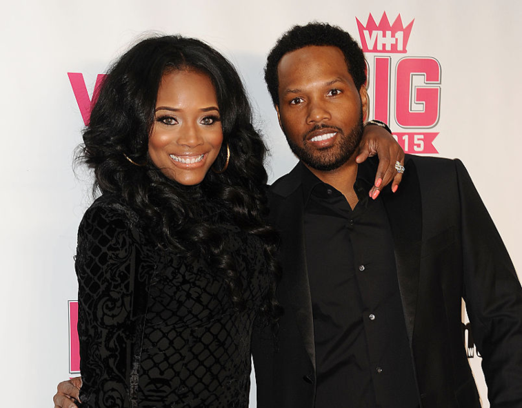 Yandy Smith and Mendeecees Harris of 'Love & Hip Hop'