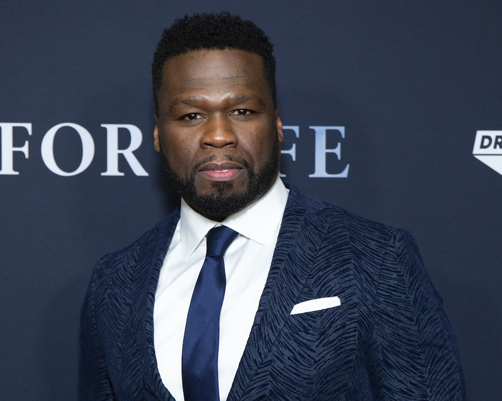 50 Cent - For Life premiere
