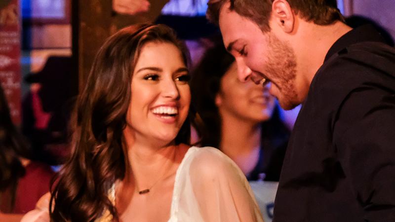Alayah Benavidez and Peter Weber from 'The Bachelor' Season 24 Episode 3