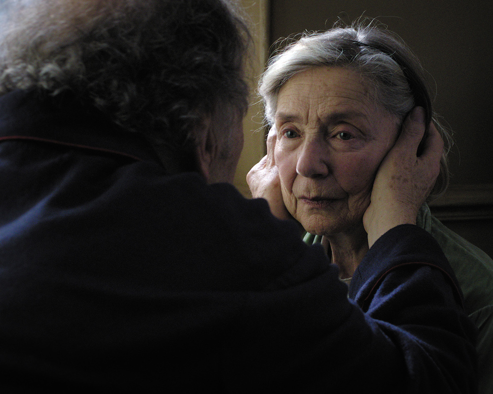 Foreign Film Best Picture Oscar nominee Amour