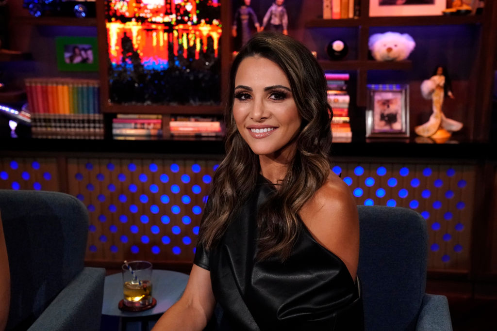 Andi Dorfman on 'Watch What Happens Live'