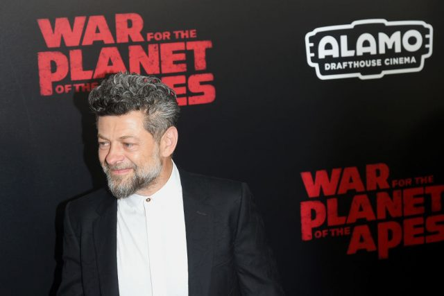 Andy Serkis at the 'War for the Planet Of The Apes' New York premiere