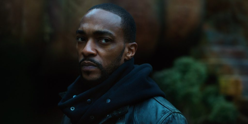 Anthony Mackie - Altered Carbon