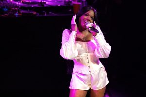 Singer Azealia Banks Has Some Major Predictions for This Decade, Including the Divorce of Two A-List Couples