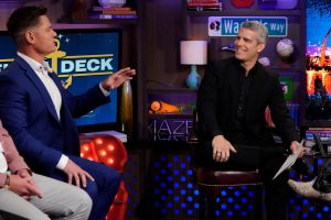 Andy Cohen Breaks His Silence About Criticism Over the 'Below Deck' Reunion