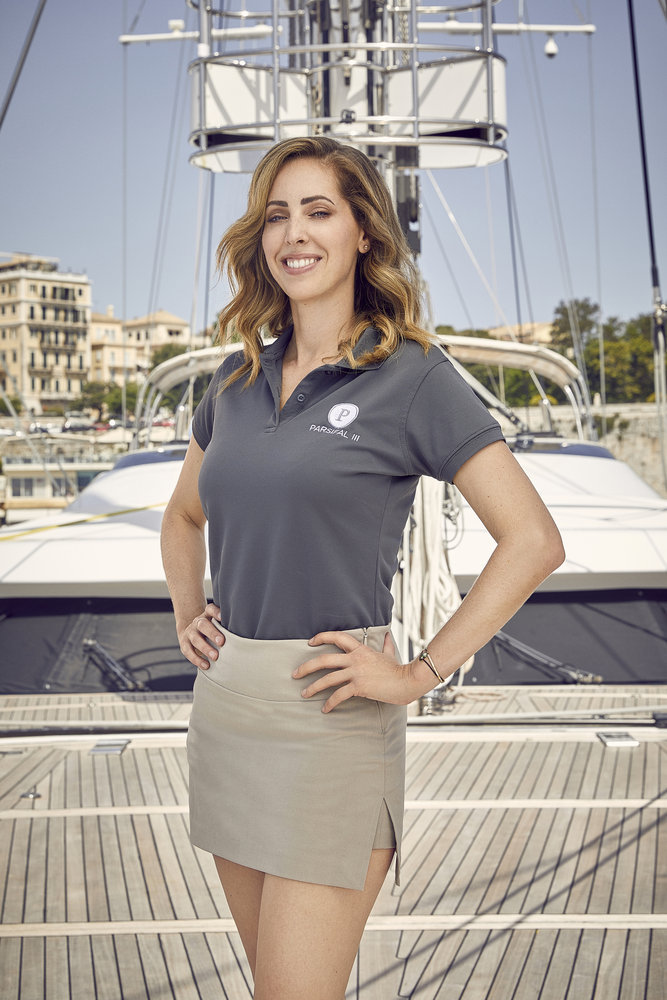 'Below Deck Sailing Yacht': Jenna MacGillivray Takes Heat for Confiding in Chef Adam About Georgia Grobler