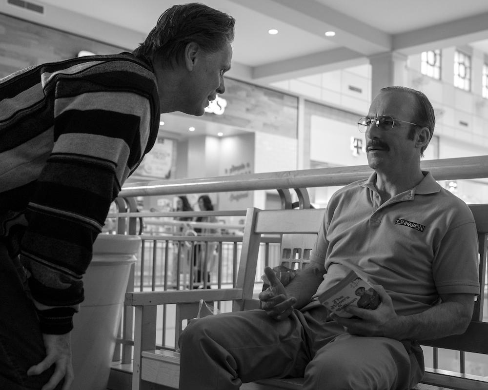 Better Call Saul: Bob Odenkirk as Gene