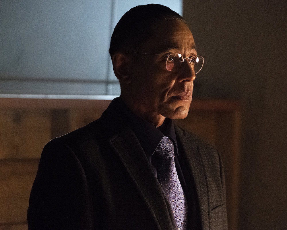 Giancarlo Esposito on Better Call Saul