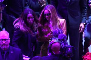 The Reason Beyonce Didn't Want Anyone to Take Photos of Her at Kobe Bryant's Memorial