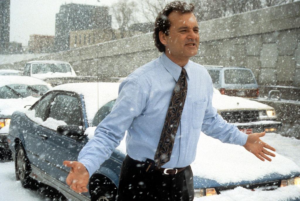Bill Murray Groundhog Day