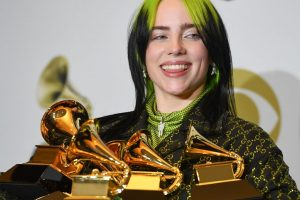 Billie Eilish Slams People Calling Drake 'Creepy' for Texting Her & Millie Bobby Brown