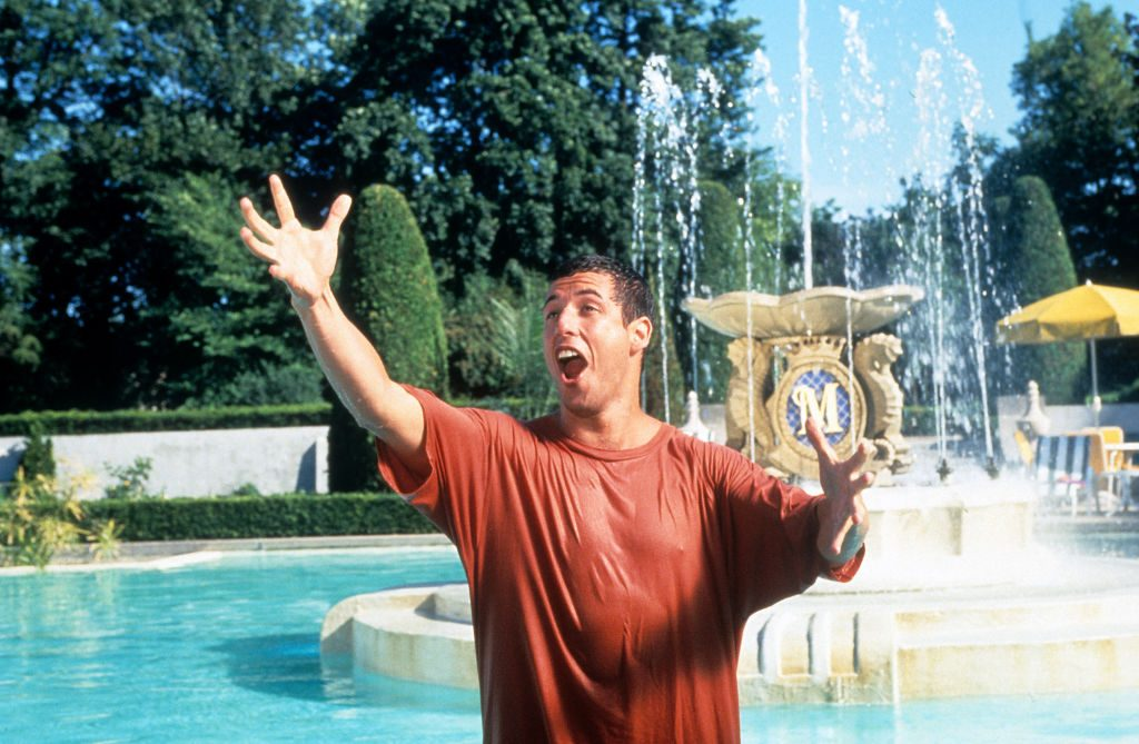 Adam Sandler as Billy Madison