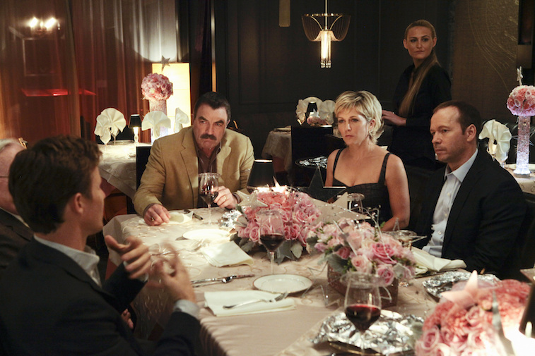 The cast of 'Blue Bloods'