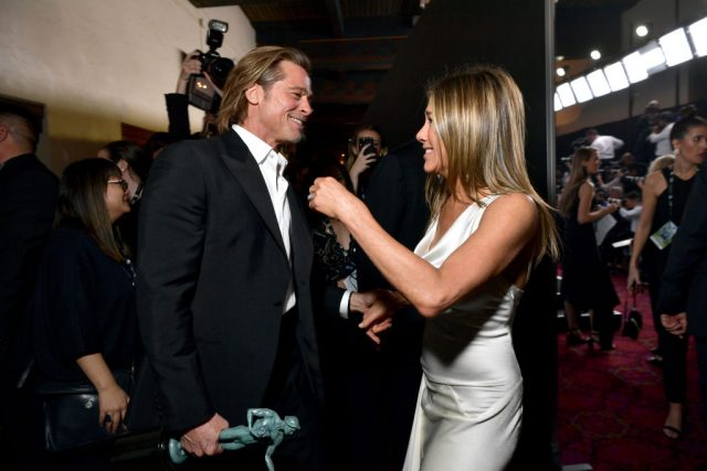 How Brad Pitt and Jennifer Aniston Really Feel About Those Dating Rumors
