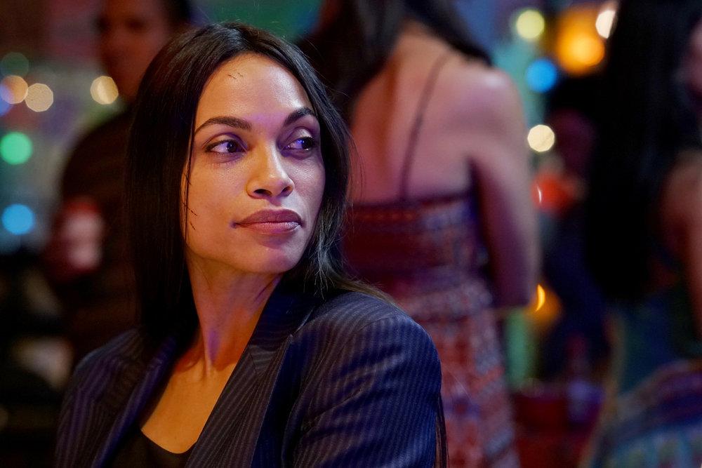 Rosario Dawson in Briarpatch
