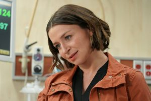'Grey's Anatomy': Why Amelia Won't Reveal the Father of Her Baby