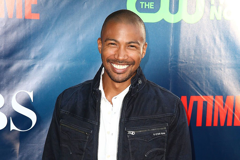 Charles Michael Davis in 2014 |  Imeh Akpanudosen/Getty Images