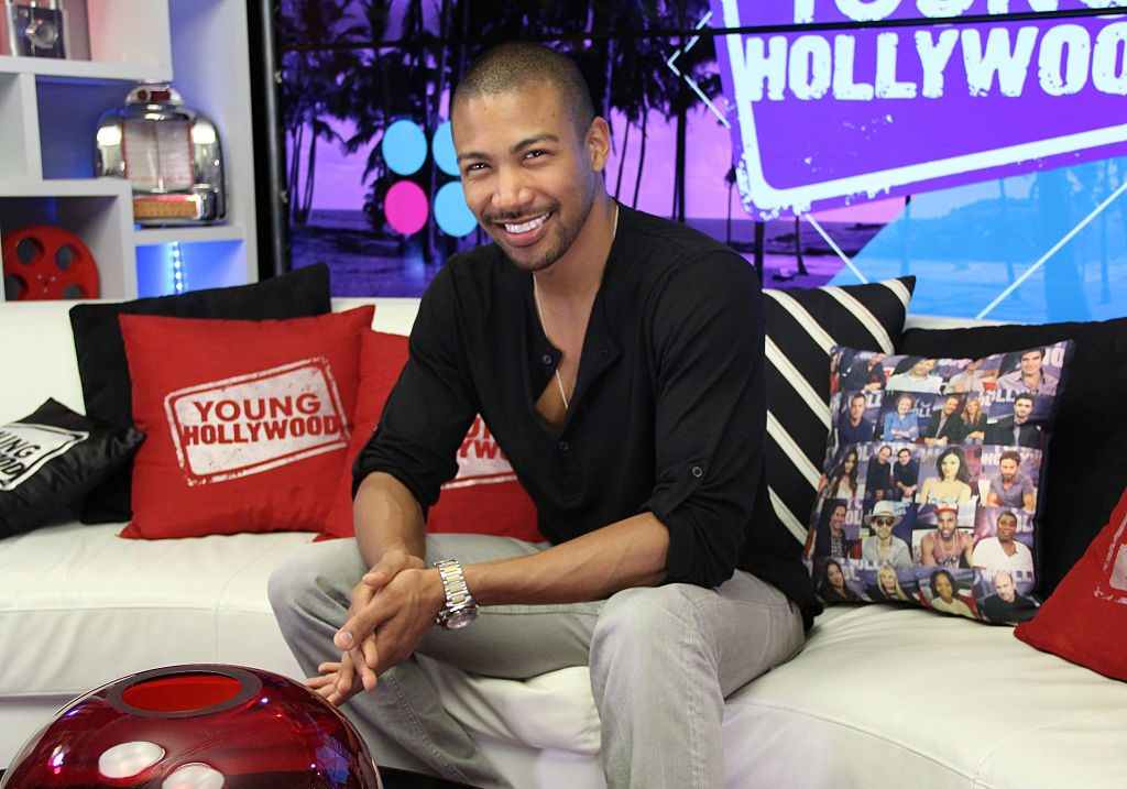 Charles Michael Davis | Mary Clavering/Young Hollywood/Getty Images