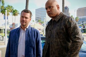 'NCIS: Los Angeles': How Did LL Cool J Get His Name?
