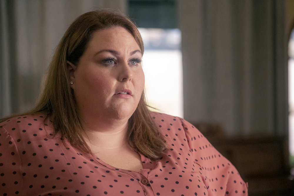 Chrissy Metz as Kate on 'This Is Us' Season 4