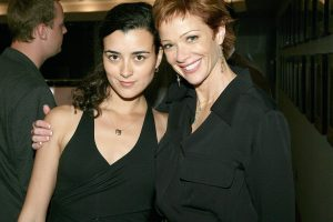 'NCIS': Lauren Holly and Cote de Pablo Talk About Their First Days on the Set