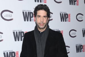 David Schwimmer Responds to Backlash Over His All-Black 'Friends' Revival Comment