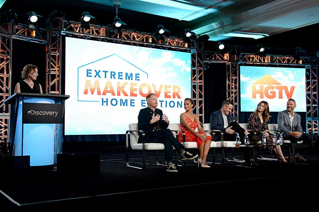 Extreme Makeover: Home Edition | Amanda Edwards/Getty Images for Discovery, Inc.