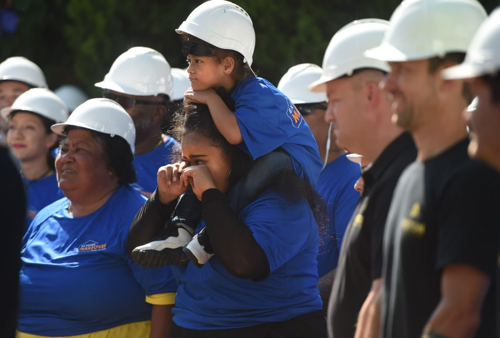 Extreme Makeover: Home Edition | Brittany Murray/MediaNews Group/Long Beach Press-Telegram via Getty Images