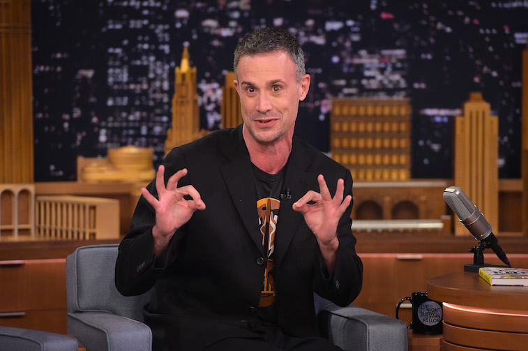 Freddie Prinze Jr. on the Tonight show
