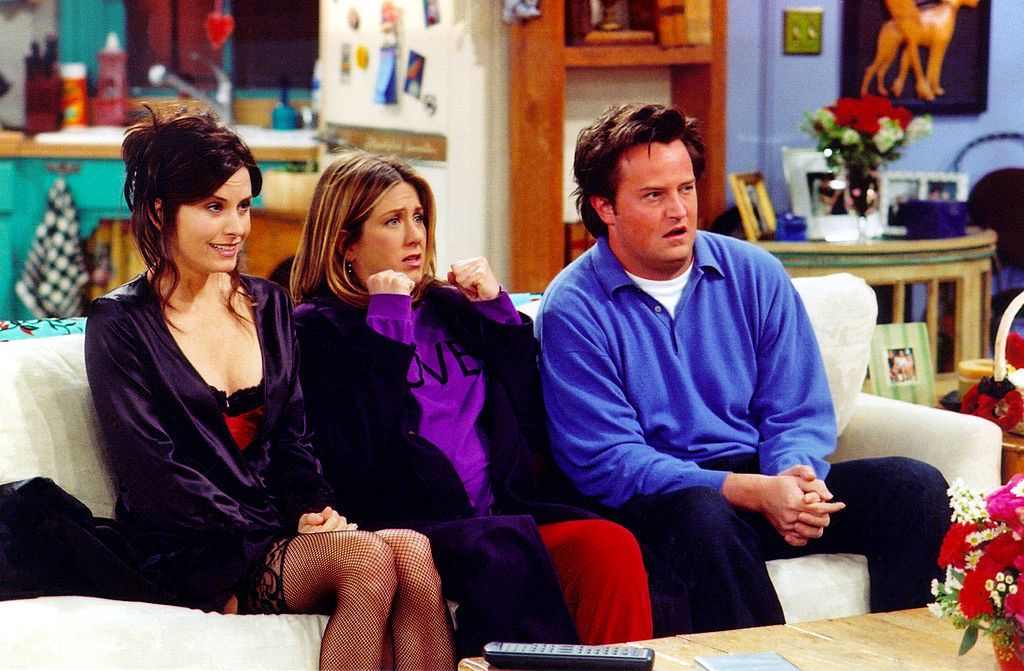 Friends stars announce long-awaited reunion on Instagram
