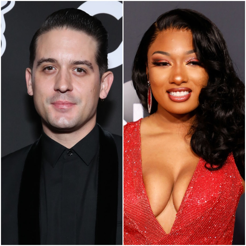 G Eazy and Megan Thee Stallion